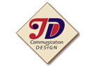 JD Communication Design Logo