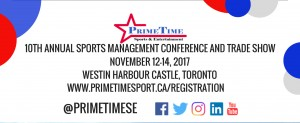 10th Annual Sports Management Conference and Trade Show